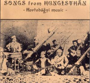 L�szl� Hortob�gyi Songs From Hungisth�n album cover