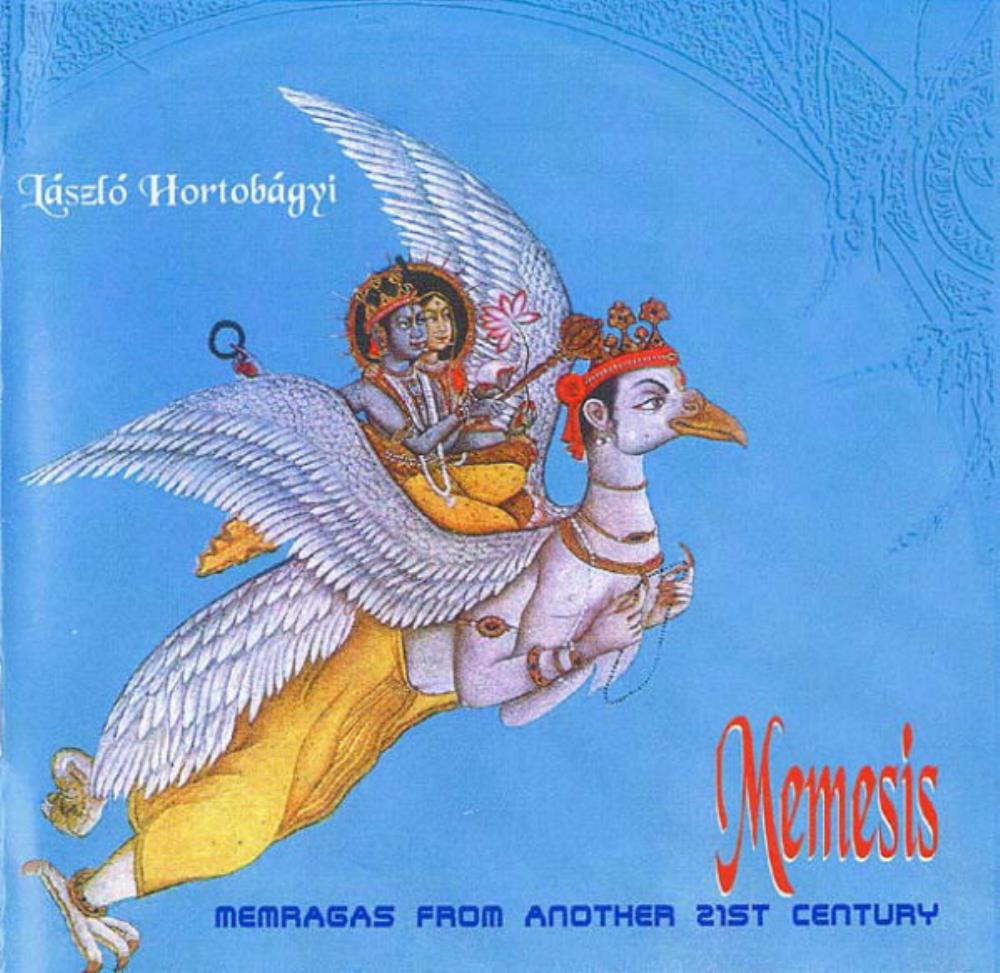 László Hortobágyi Memesis - Memragas From Another 21st Century album cover