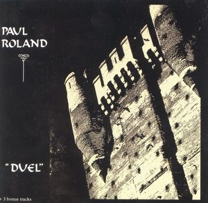 Paul Roland Duel album cover