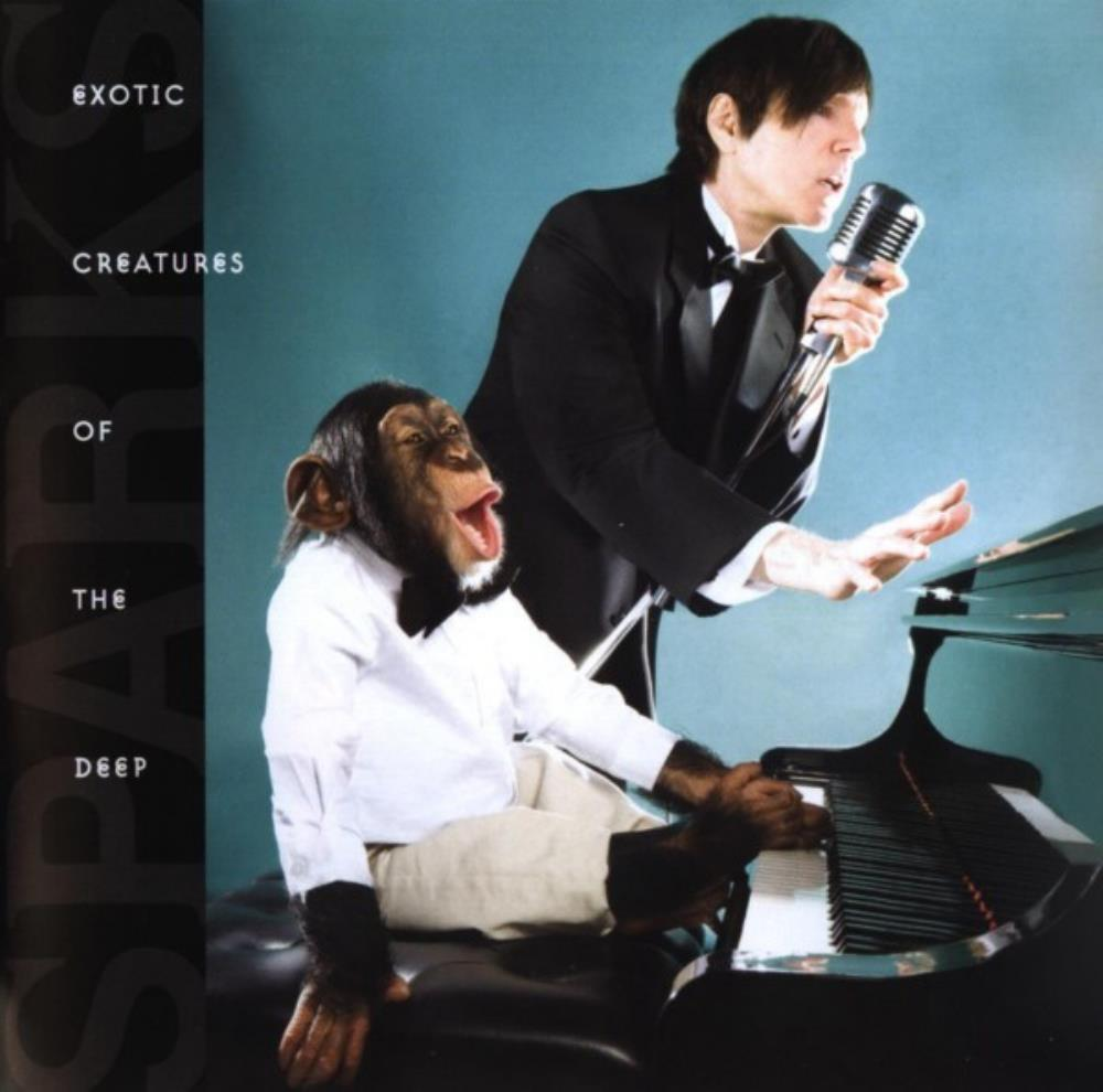 Sparks - Exotic Creatures Of The Deep CD (album) cover