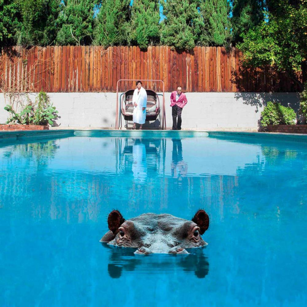 Hippopotamus by SPARKS album cover
