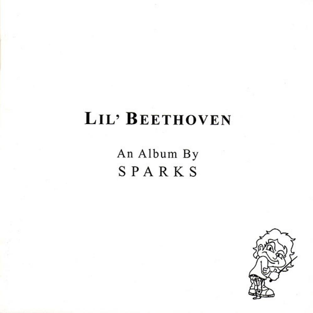 Lil' Beethoven by SPARKS album cover