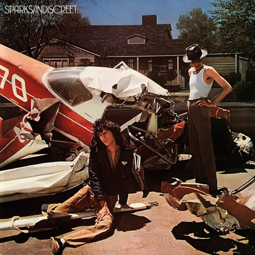 Sparks - Indiscreet CD (album) cover