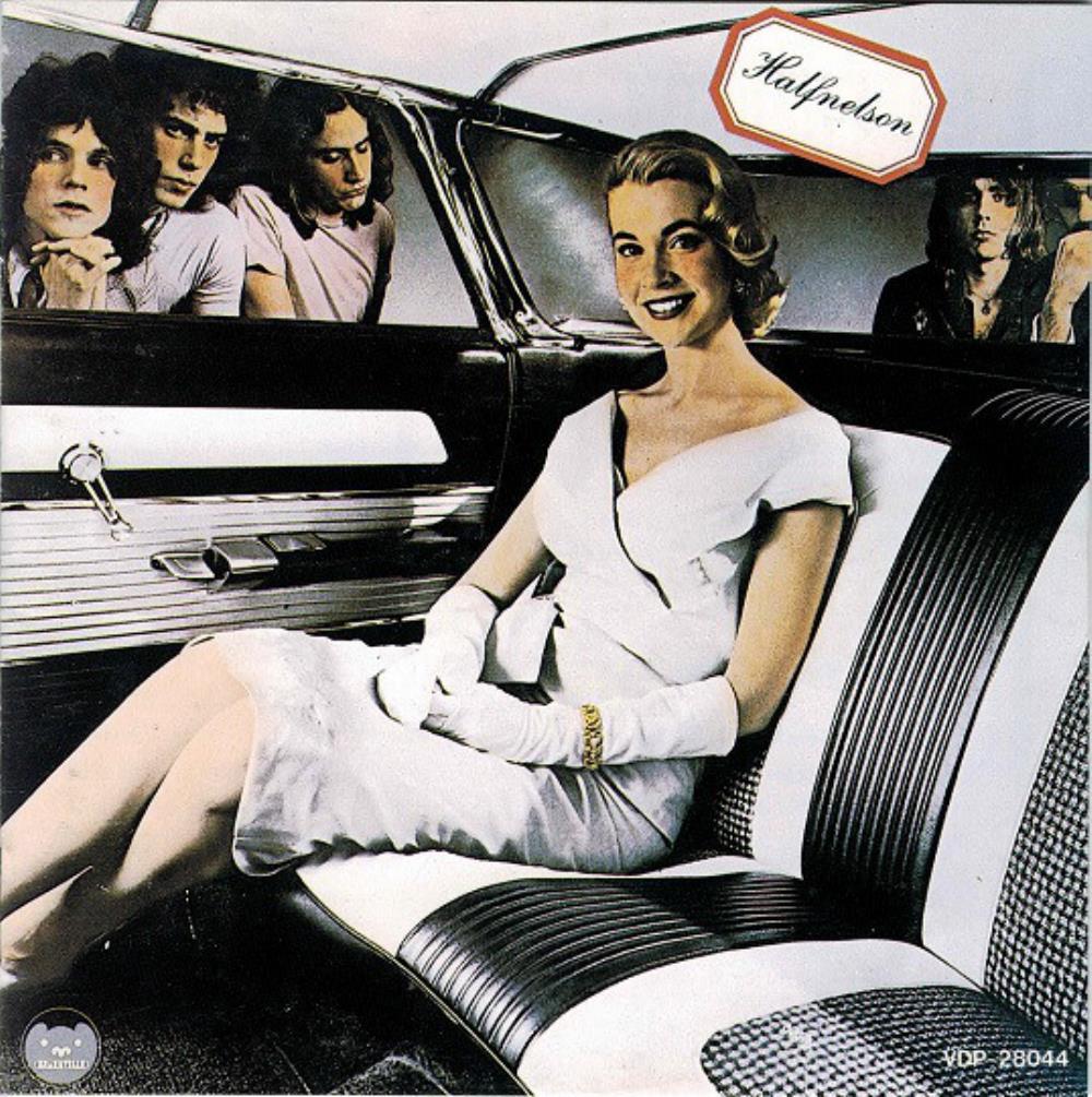 Halfnelson [Aka: Sparks] by SPARKS album cover