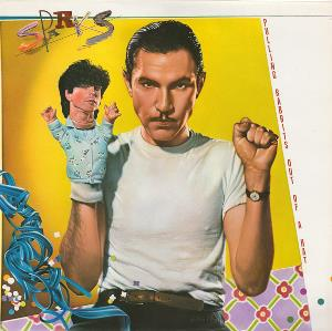 Sparks Pulling Rabbits Out Of A Hat album cover
