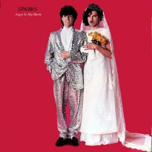 Sparks Angst In My Pants album cover