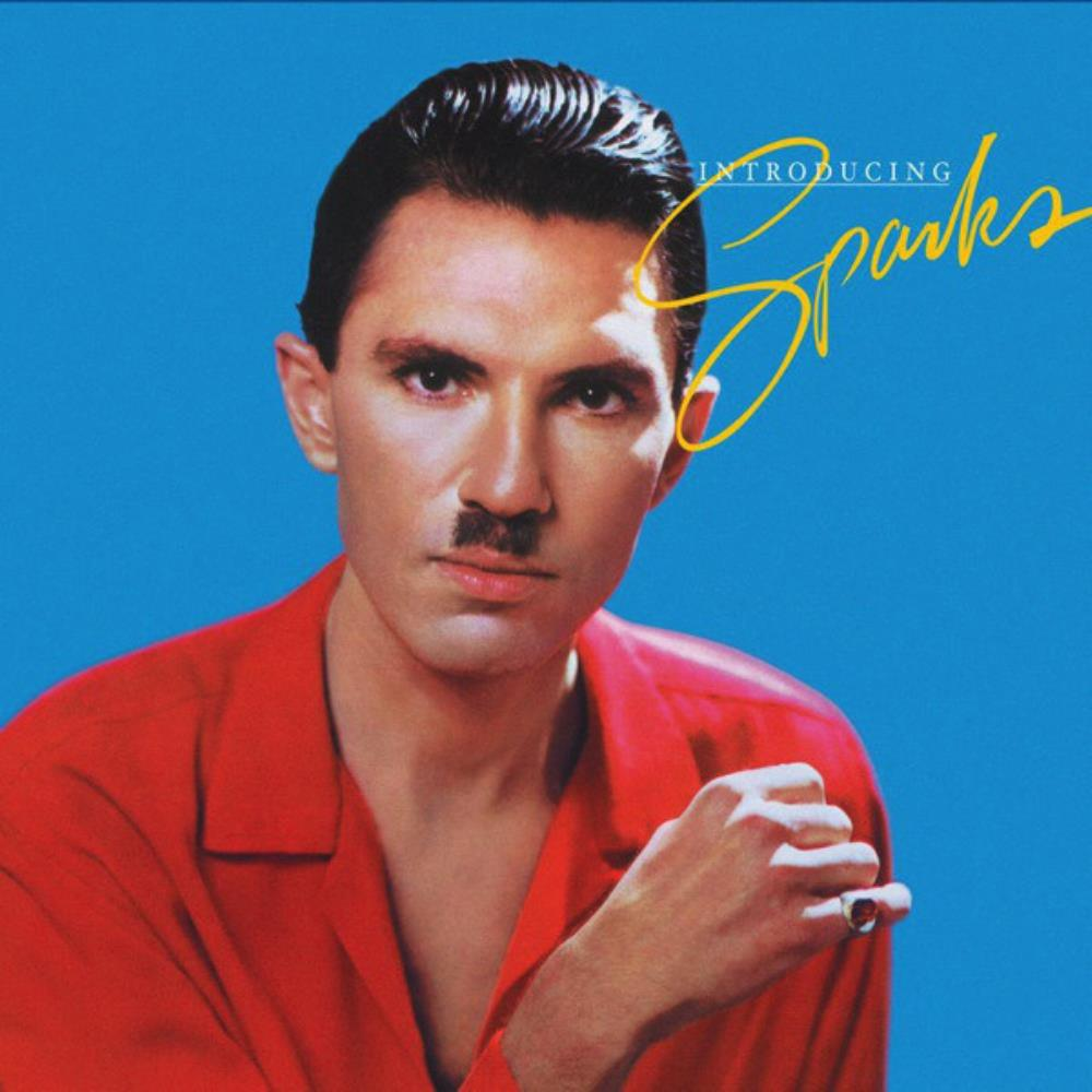 Sparks - Introducing Sparks CD (album) cover