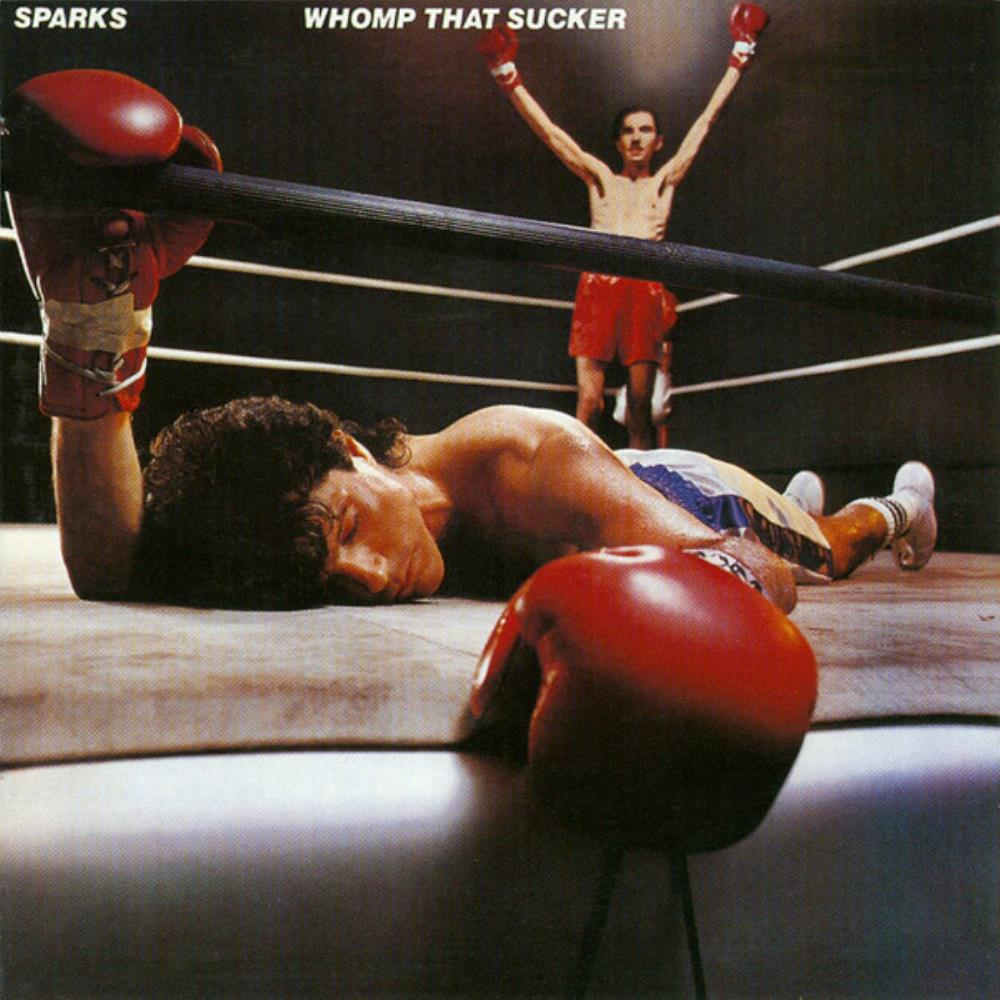 Sparks - Whomp That Sucker CD (album) cover