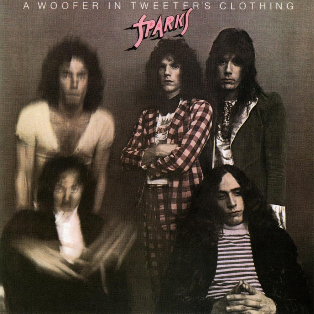 Sparks A Woofer In Tweeter's Clothing album cover