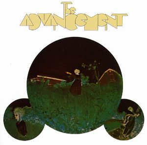 The Advancement by ADVANCEMENT, THE album cover