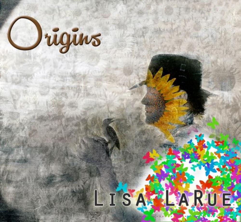 Origins by LARUE, LISA album cover