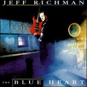Jeff Richman The Blue Heart album cover