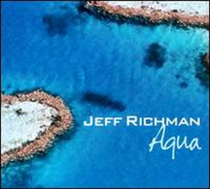 Jeff Richman Aqua album cover