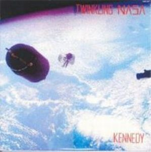 Kennedy - Twinkling NASA CD (album) cover