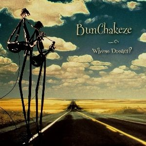 BunChakeze - Whose Dream? CD (album) cover