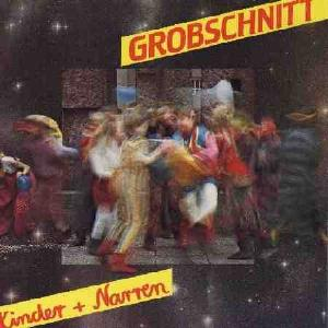 Grobschnitt - Kinder + Narren CD (album) cover
