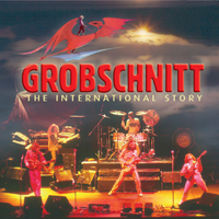Grobschnitt - The International Story CD (album) cover