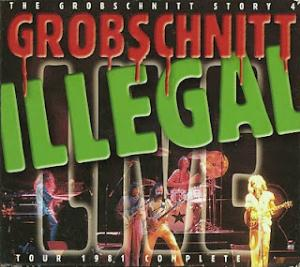 Grobschnitt The Grobschnitt Story 4 (Illegal Live) album cover