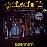 Grobschnitt - Ballermann CD (album) cover