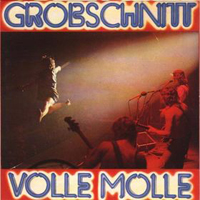 Grobschnitt - Volle Molle CD (album) cover