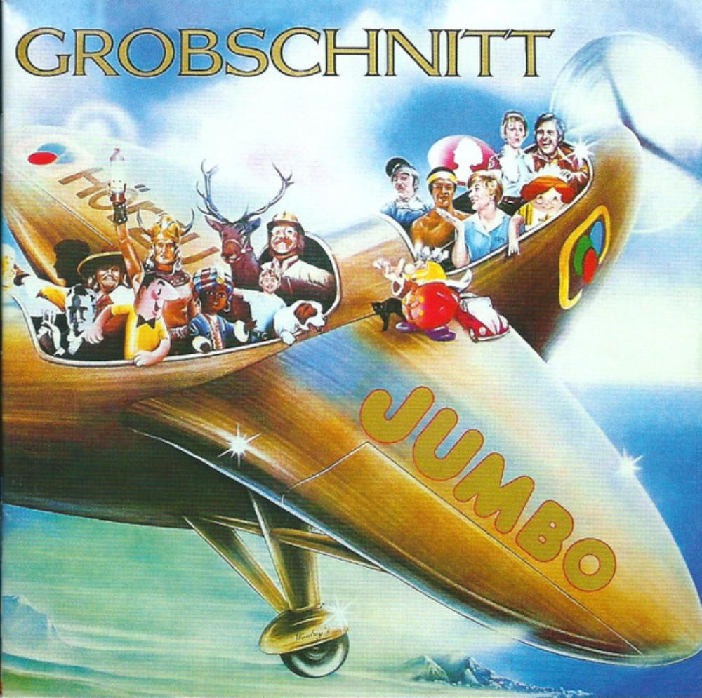 Grobschnitt - Jumbo CD (album) cover
