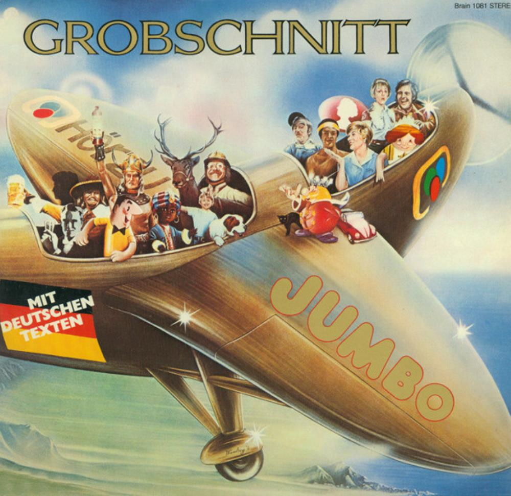 Grobschnitt Jumbo (German lyrics) album cover