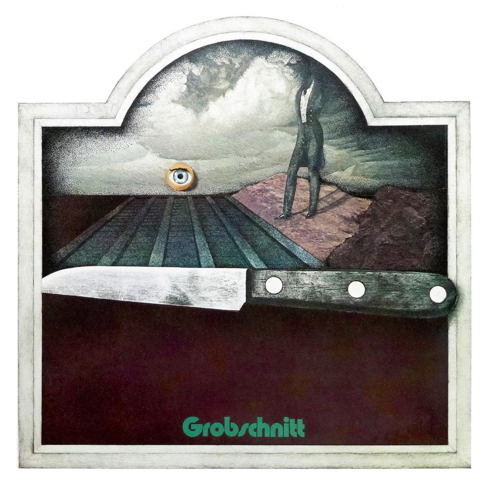 Grobschnitt - Grobschnitt CD (album) cover