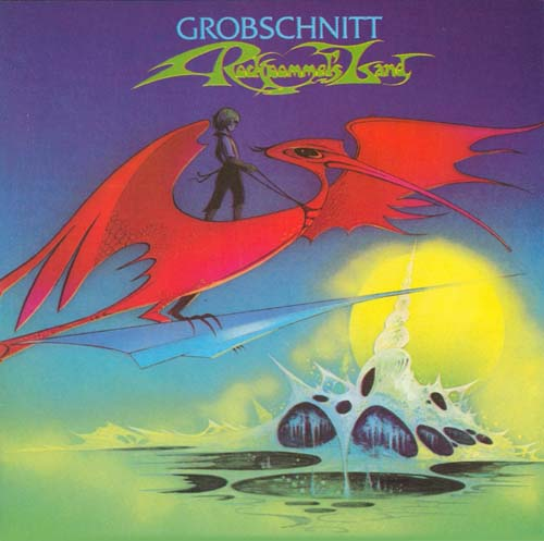 Rockpommel's Land  by GROBSCHNITT album cover