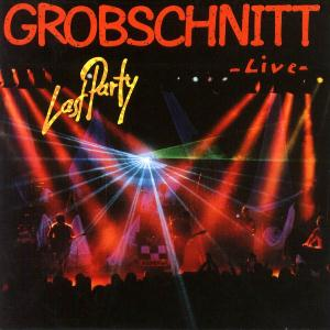 Grobschnitt - Last Party - Live CD (album) cover