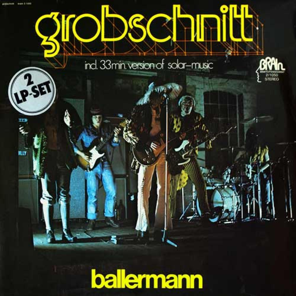 Ballermann by GROBSCHNITT album cover
