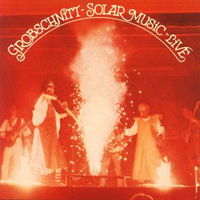 Solar Music - Live by GROBSCHNITT album cover