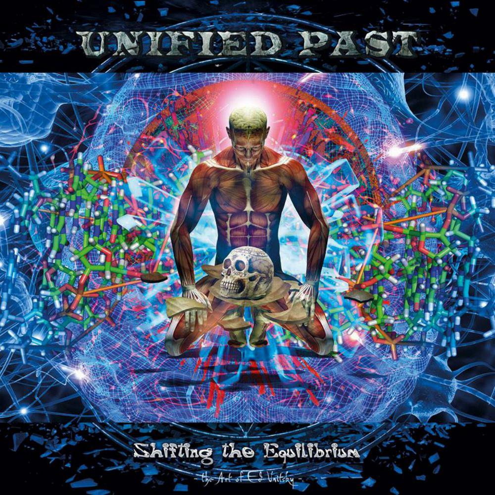 Unified Past - Shifting the Equilibrium CD (album) cover