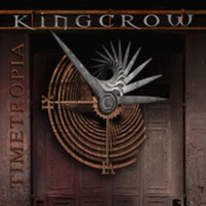 Timetropia by KINGCROW album cover