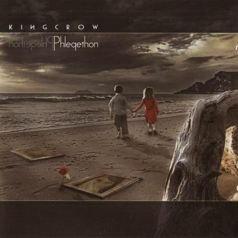 Phlegethon by KINGCROW album cover