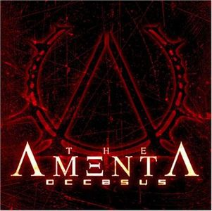 Occasus by AMENTA, THE album cover