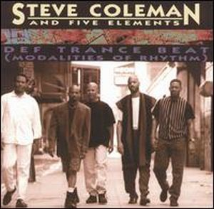 Steve Coleman Def Trance Beat (Modalities of Rhythm) album cover