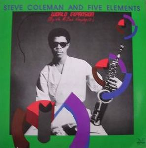Steve Coleman World Expansion album cover