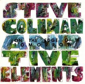 Steve Coleman On the Edge of Tomorrow album cover