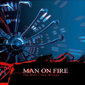 Man On Fire The Undefined Design album cover