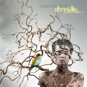 Man On Fire - Chrysalis CD (album) cover