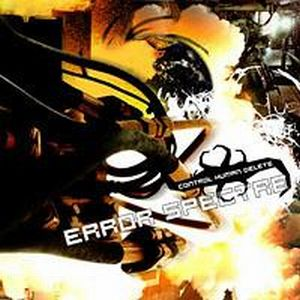 Error Spectre by CONTROL HUMAN DELETE album cover