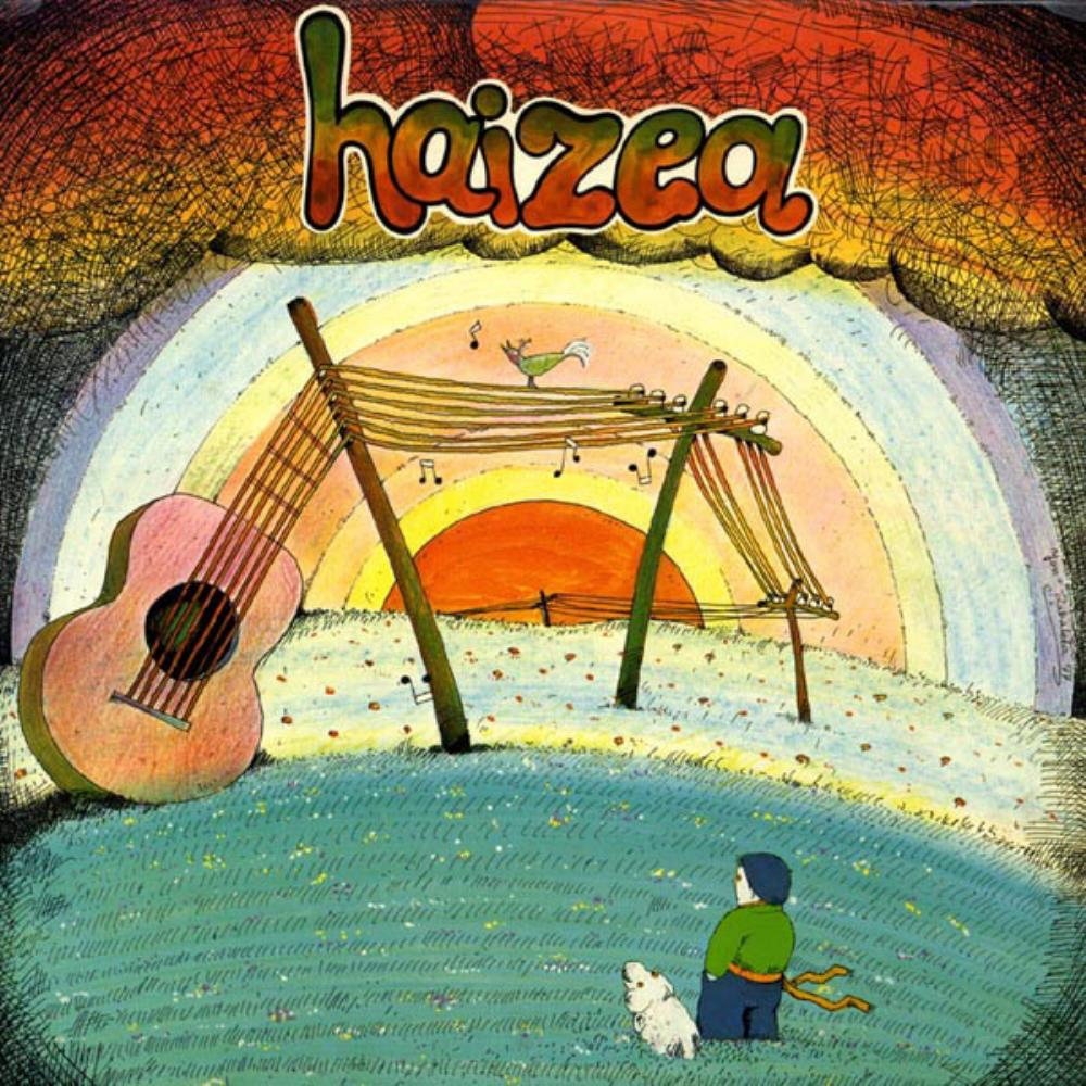 Haizea Haizea album cover