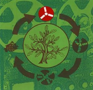Tribes of Neurot Spring Equinox 2000 album cover