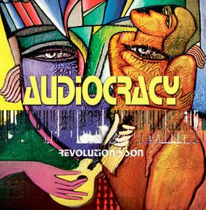 Audiocracy - Revolution's Son CD (album) cover