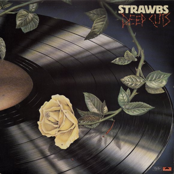 Strawbs - Deep Cuts  CD (album) cover