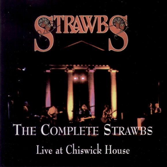 Strawbs The Complete Strawbs (Chiswick  '98 Live) album cover