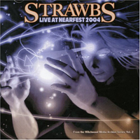 Live At Nearfest by STRAWBS album cover