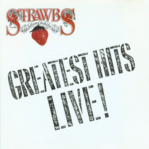 Strawbs The Strawbs' Greatest Hits Live album cover
