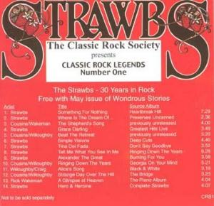 Strawbs 30 Years in Rock, Classic Rock Legends album cover
