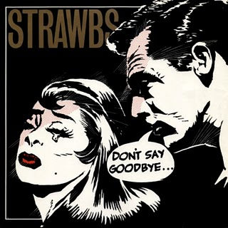 Strawbs Don't Say Goodbye album cover